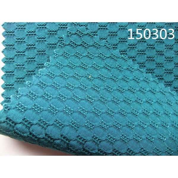 150303人丝人棉交织提花面料
