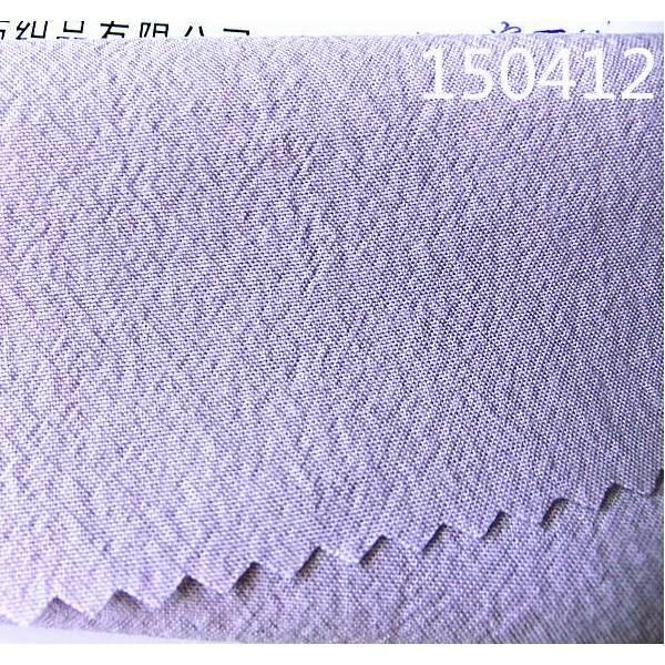150412天丝人棉富丽绉面料