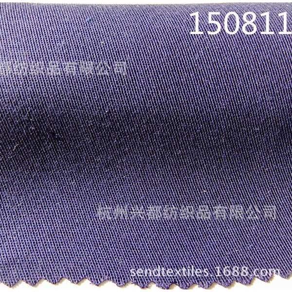 150811骑兵斜莫代尔服装面料