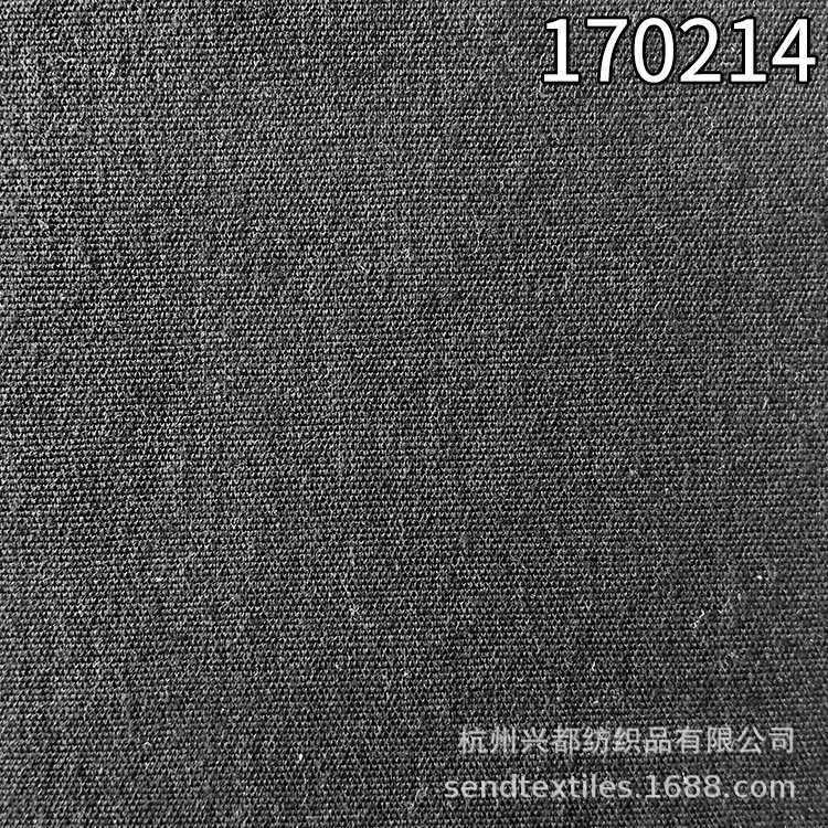 170214天丝人棉弹力平纹布  外套面料