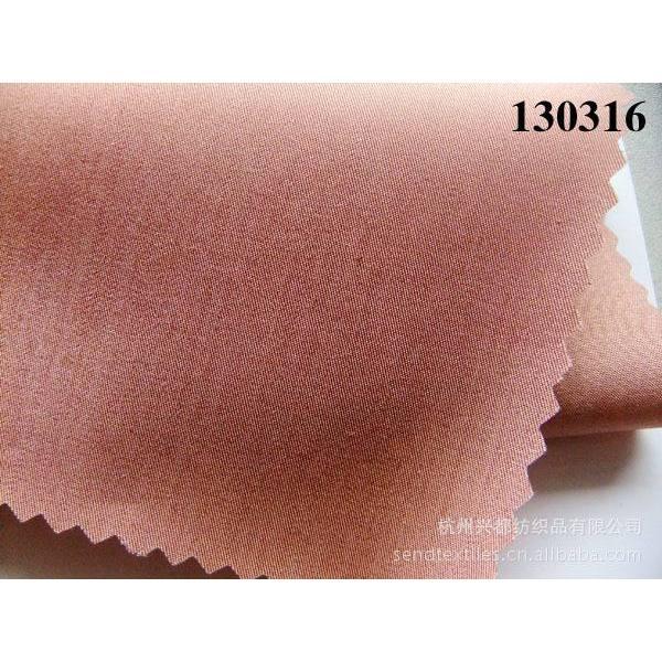 130316天丝T400交织斜纹弹力女装面料