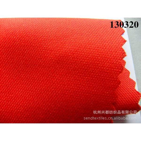 130320 人棉棉纬弹力女装休闲服装面料
