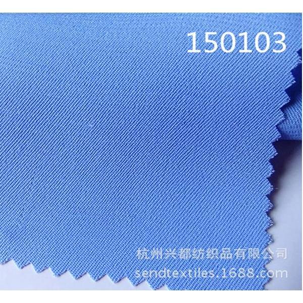 150103斜纹人丝人棉面料全粘胶面料