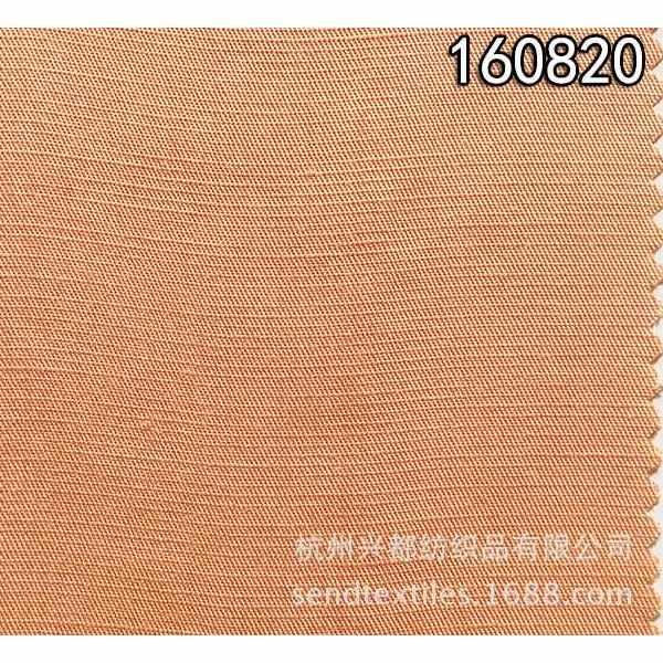 160820天丝麻交织斜纹女装面料