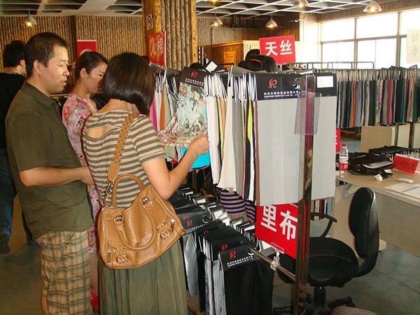 兴都纺织生产能力、产品品质、大货交期还是值得称道的!