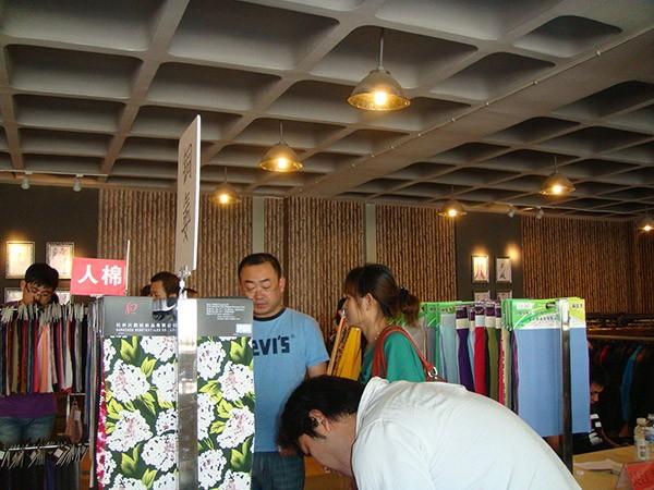 兴都纺织地处华东中心地带,有着得天独厚的地缘优势