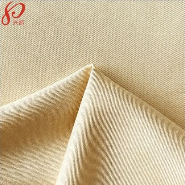190322家纺面料 纯竹纤维斜纹面料
