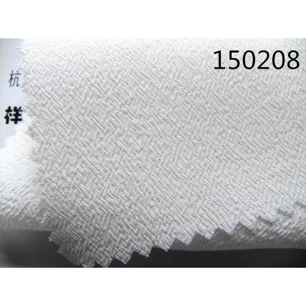 150208全人丝女装连衣裙面料