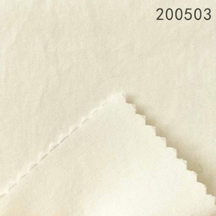200503莫代尔棉斜纹女装连衣裙衬衫面料