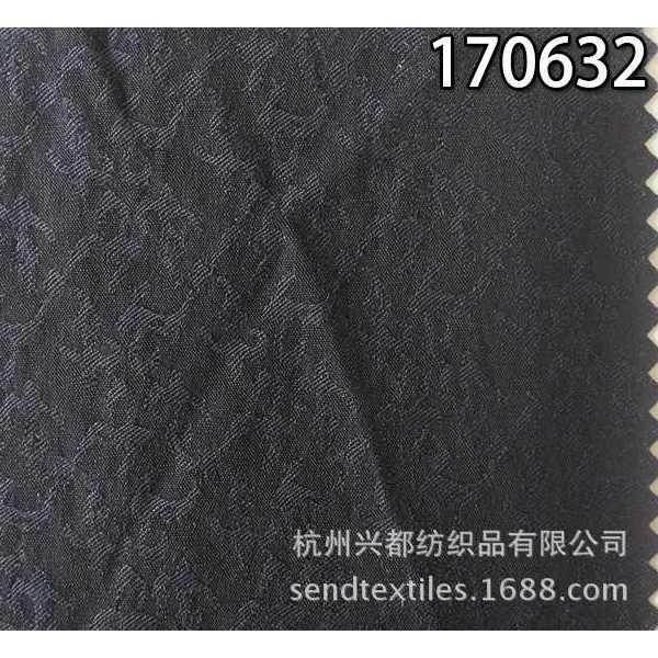 170632天丝棉大提花面料 天丝连衣裙面料