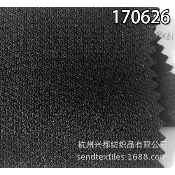 170626全天丝多臂组织时装外套面料