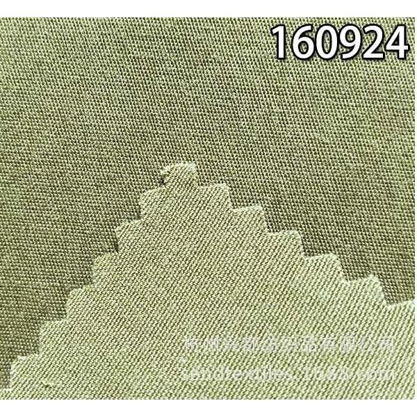 160924天丝棉斜纹弹力面料 服装面料