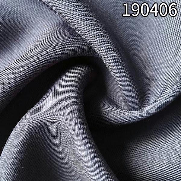 190406环保粘胶人丝骑兵斜面料 140g斜纹兰精EcoVero
